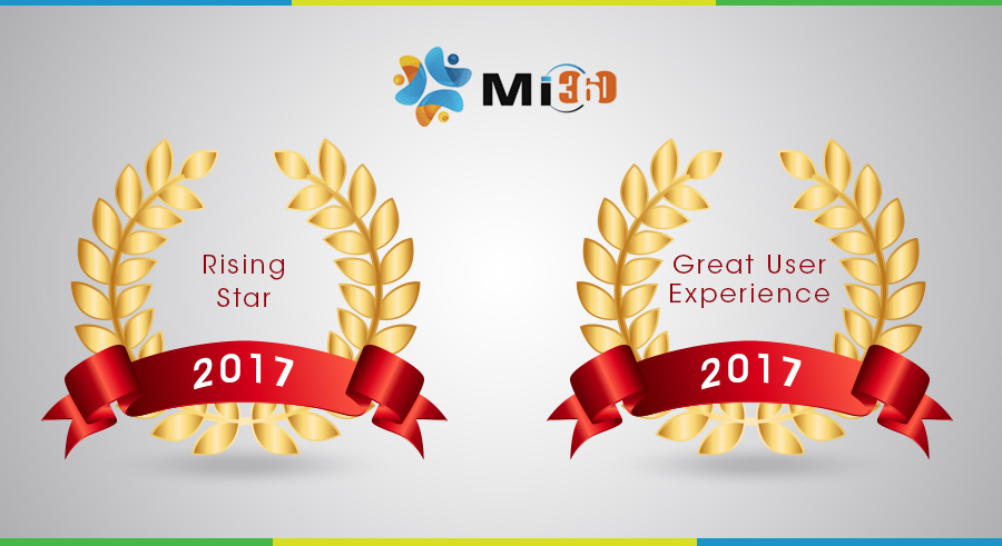 Mi360 Awarded 2017's Rising Star and Great User Experience Title for Marketing Software by Finances Online Directory